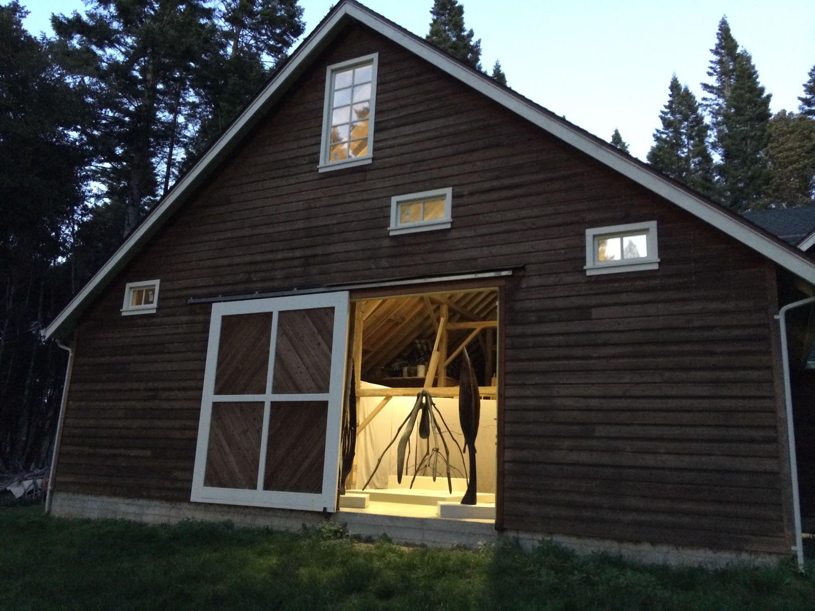 Open Studio 2015, Fort Bragg, CA